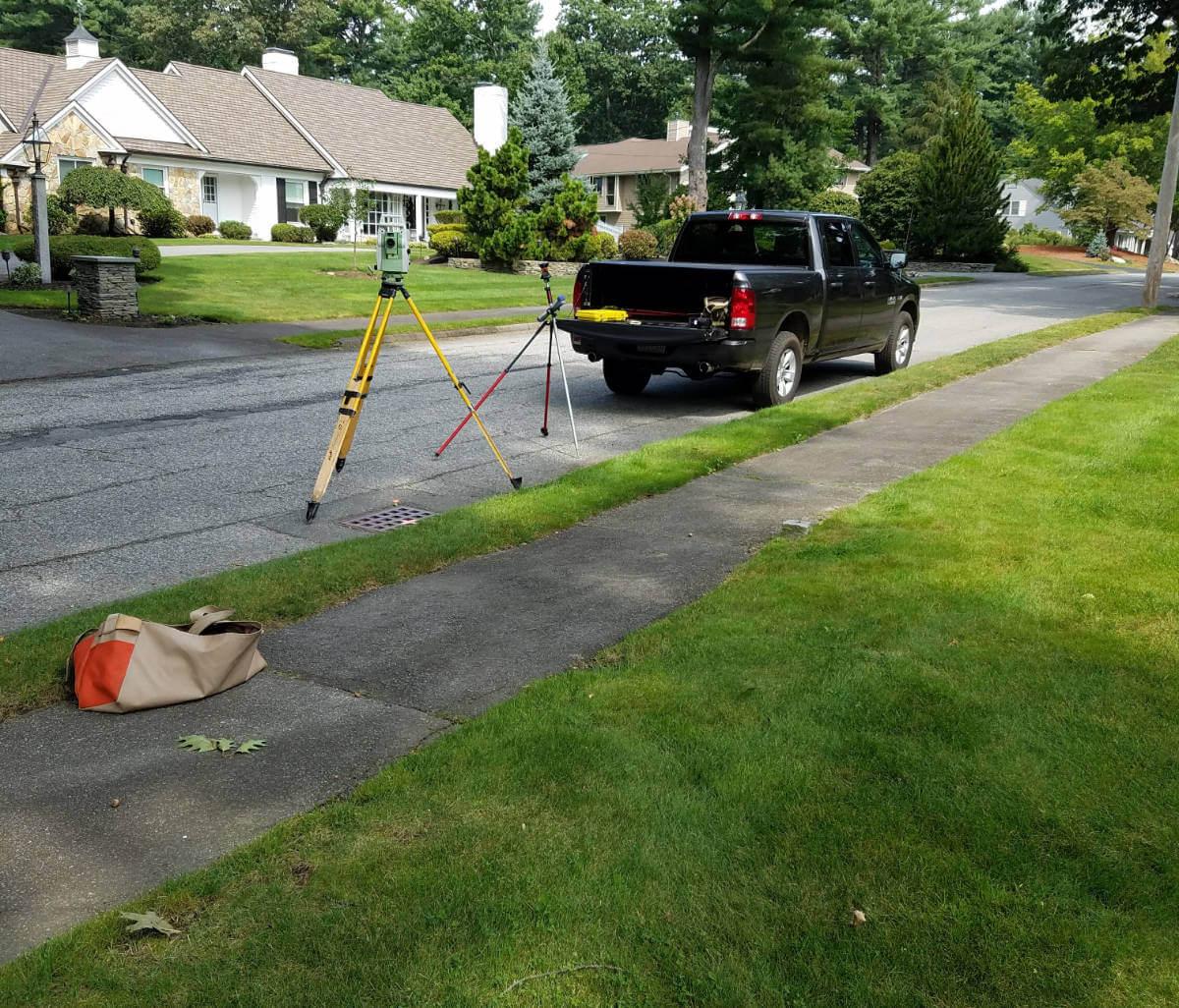 Massachusetts Land Survey